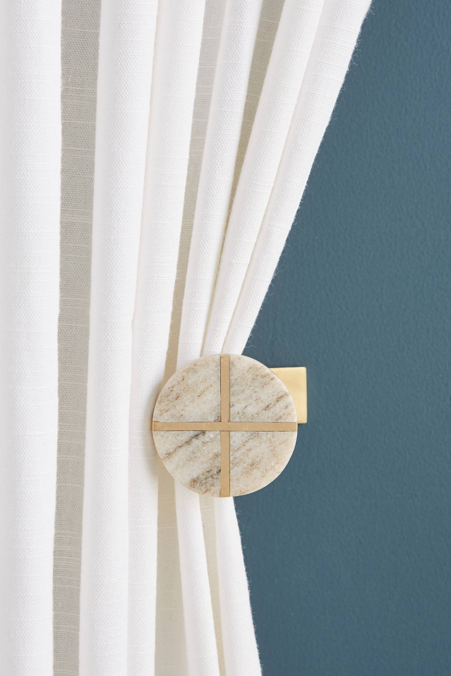 Intersection Tie Back Curtain Tie Backs Diy Unique Curtains