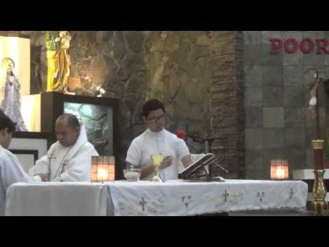 mass wednesday of the 7th easter  1