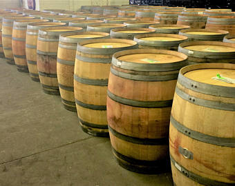 Used Oak Whiskey And Wine Barrel Supply By Northeastbarrelco Wine Barrel Barrels For Sale Used Whiskey Barrels