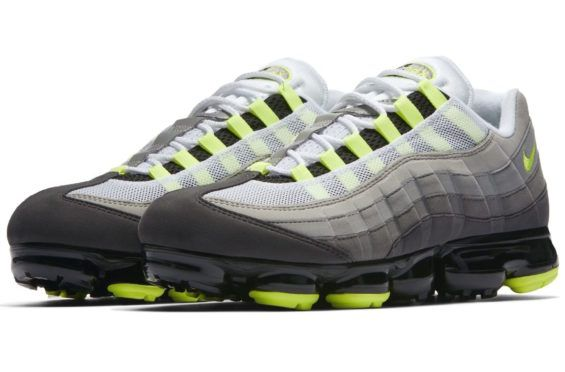 e10f13ecb439 Official Images  Nike Air VaporMax 95 OG Neon When you mix the Air VaporMax  and