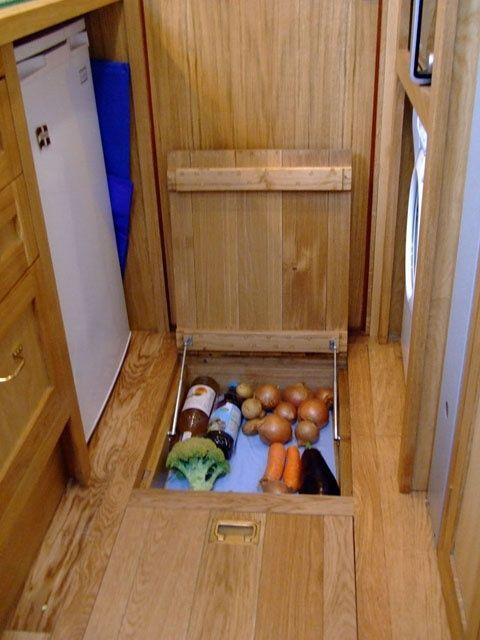 people around kitchen cool underfloor storage for veggies wine etc would this work