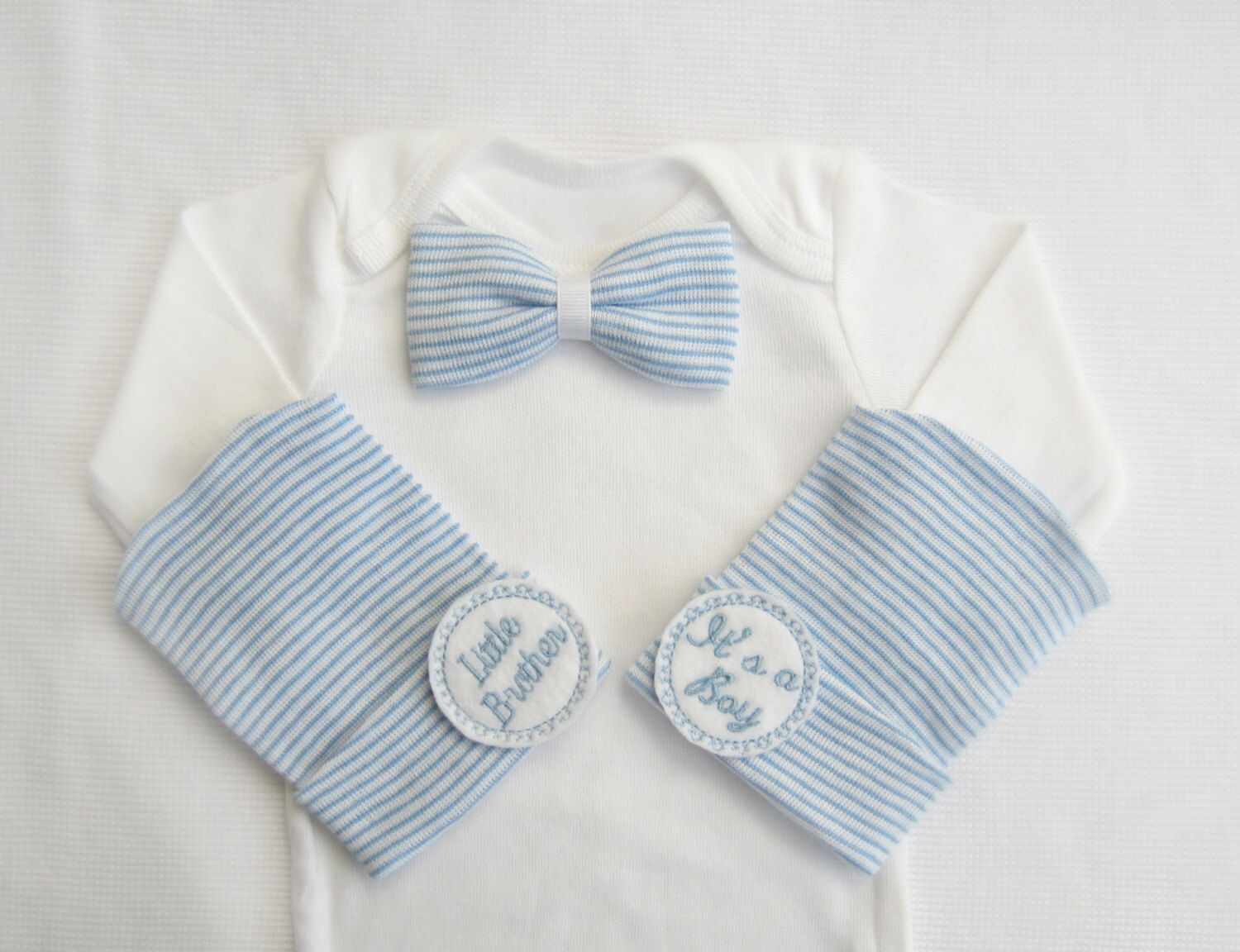 Baby boy coming home outfit, newborn boy outfit, take me ...