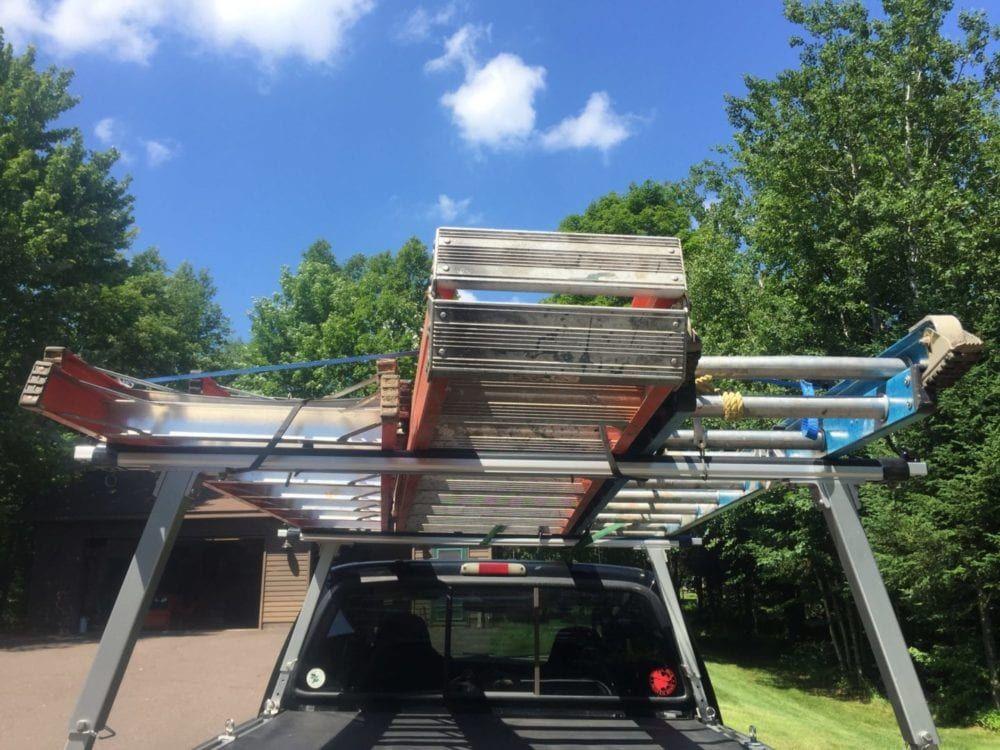 MR USA Tuff Truck Rack Spring Creek Manufacturing offers