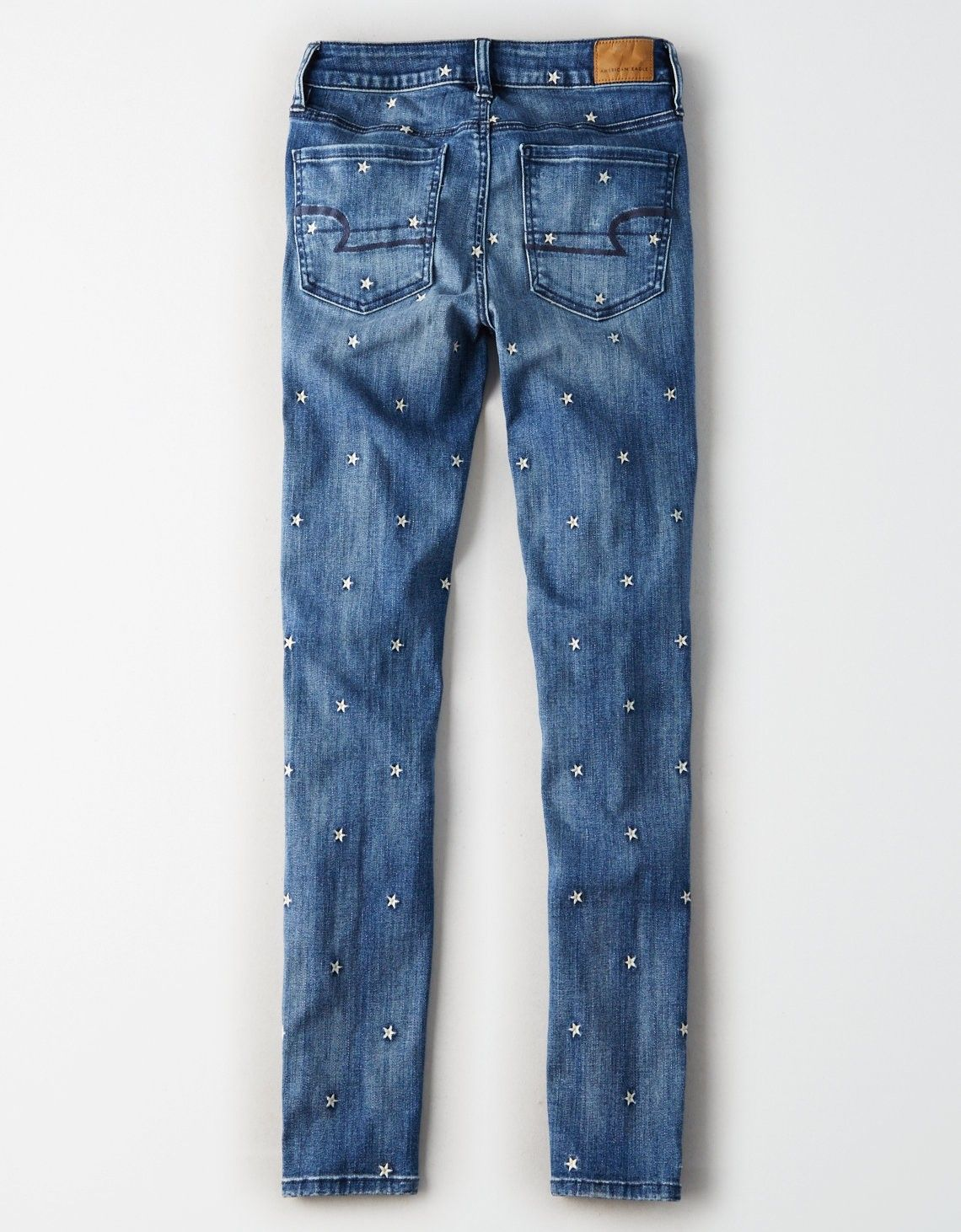 Details about american eagle womenus jegging high waisted