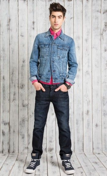 Guess Man Teen Clothing Spring Summer 2013 Online Trend