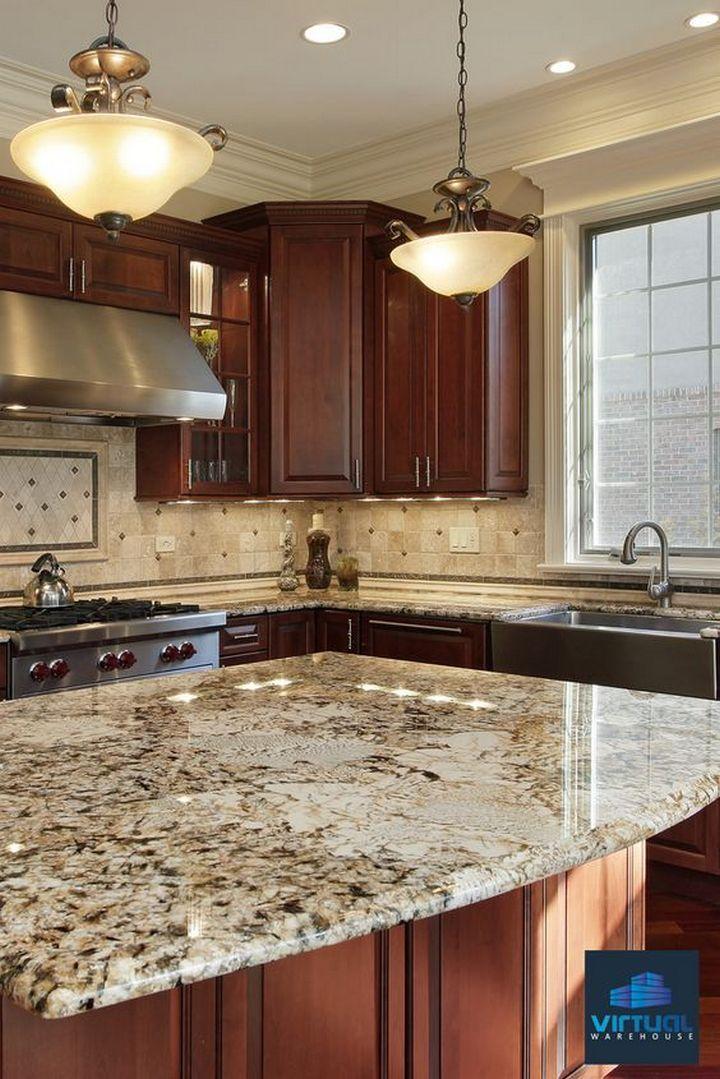45 An Amazingly Beautiful Granite Countertops Kitchen Models 6 In