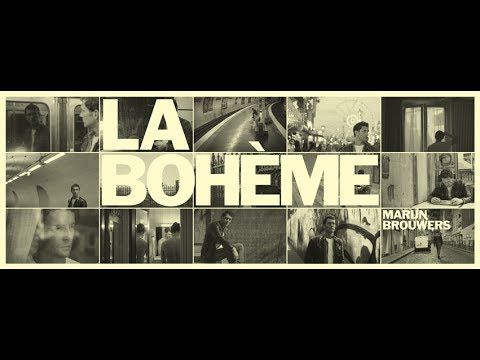 La Boheme Marijn Brouwers Hd Official Video Muziek