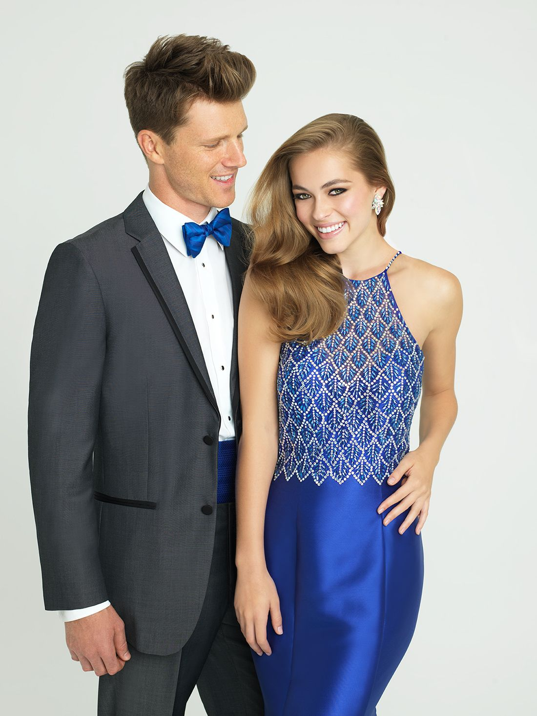 Allure Men tuxedo with a Madison James Prom Dress | Tuxedos ...