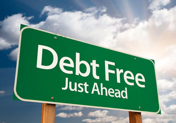To be debt free would be such a huge relief and weight off my shoulders. One day this will happen!!!