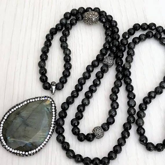 A more versatile necklace you will never find. It can be ...