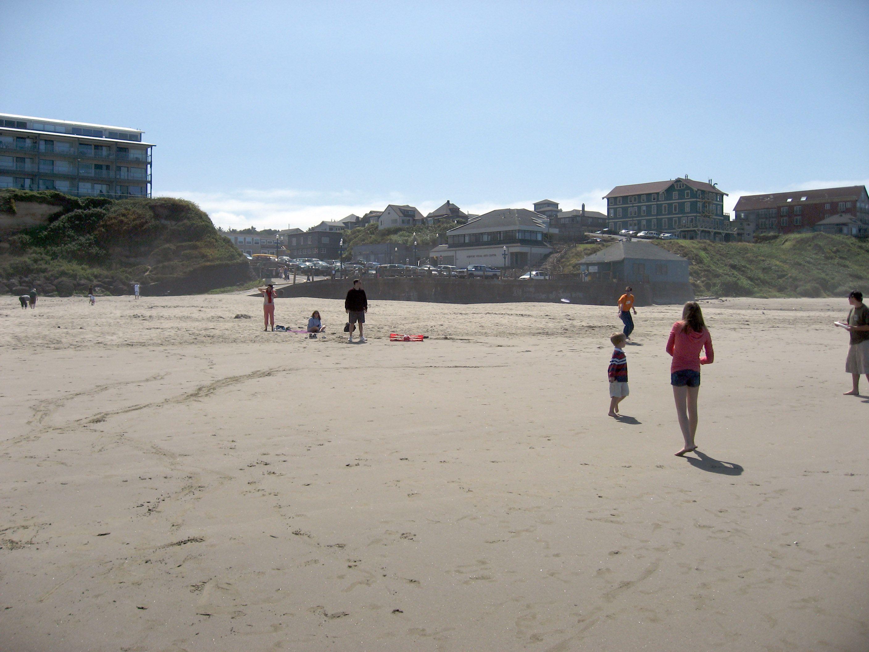 Ocean Beaches In Oregon