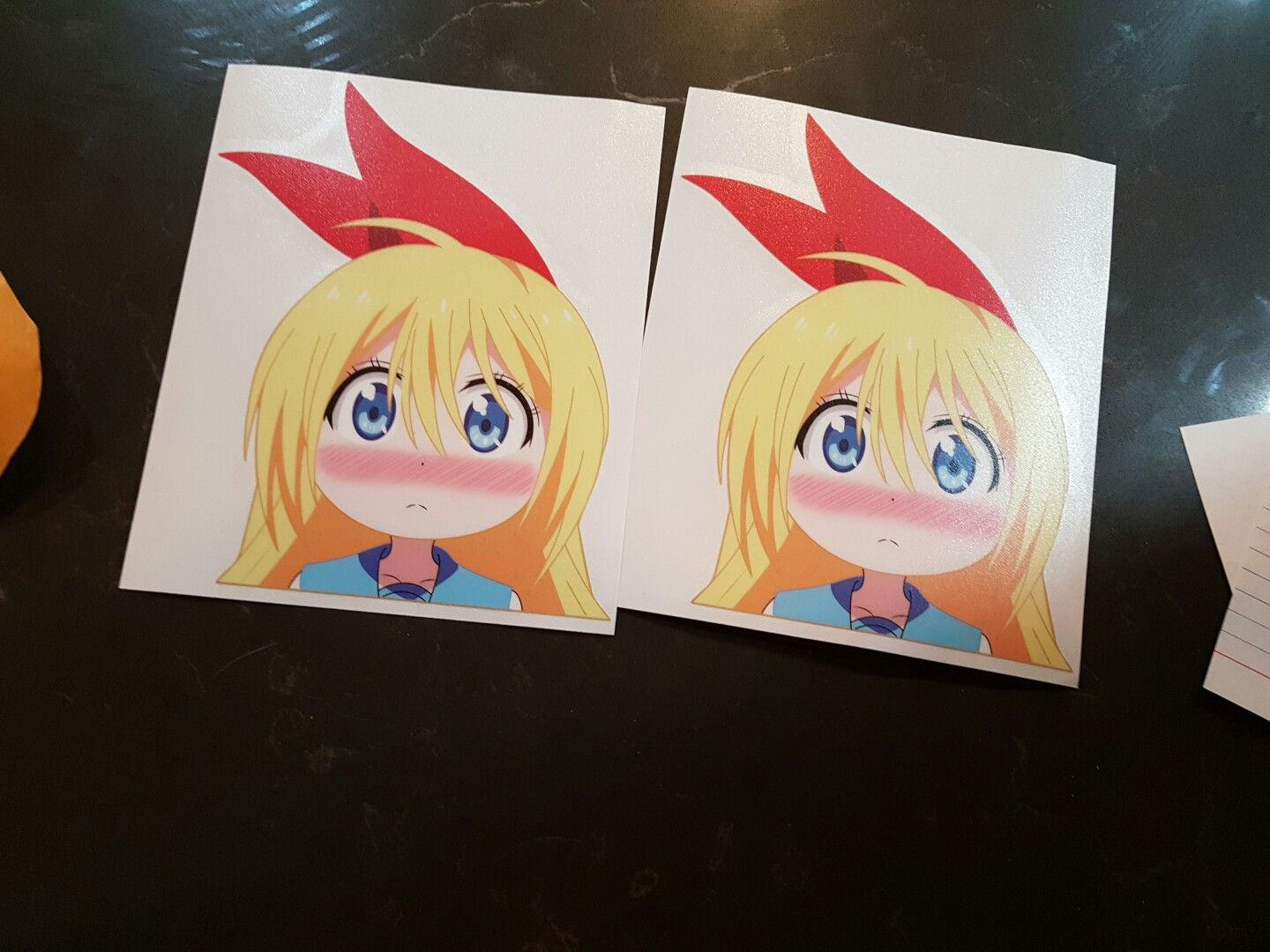 Received my stickers today Stickers, Air fresheners