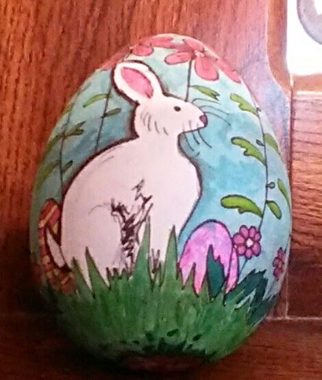 Easter, as most of you know, is tomorrow. Which means many of us (or at least our kids) decorated or dyed Easter eggs today. I have been ...