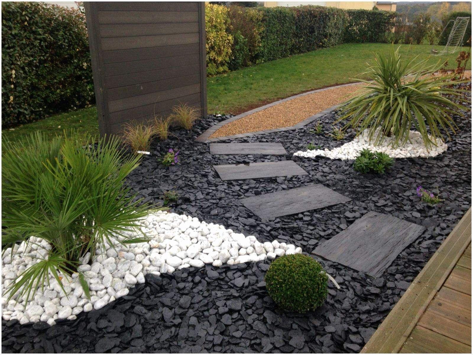 Idee Deco Jardin Avec Gravier Amenagement Jardin Idee Deco