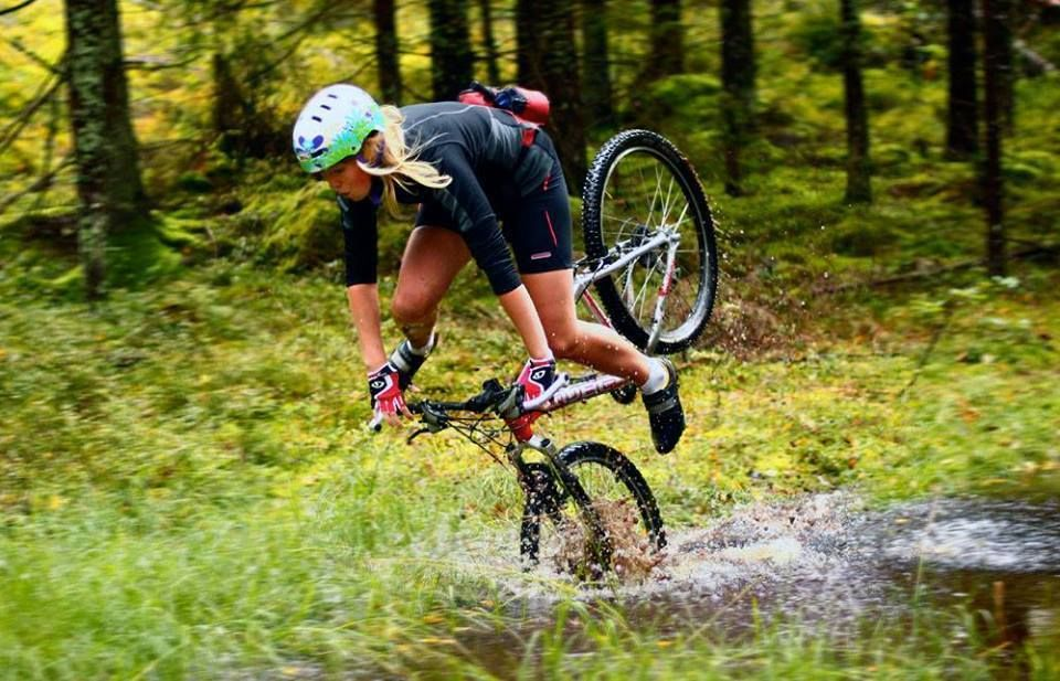 Who Cares It S Only Mountain Bike Fashion Mountain Biking