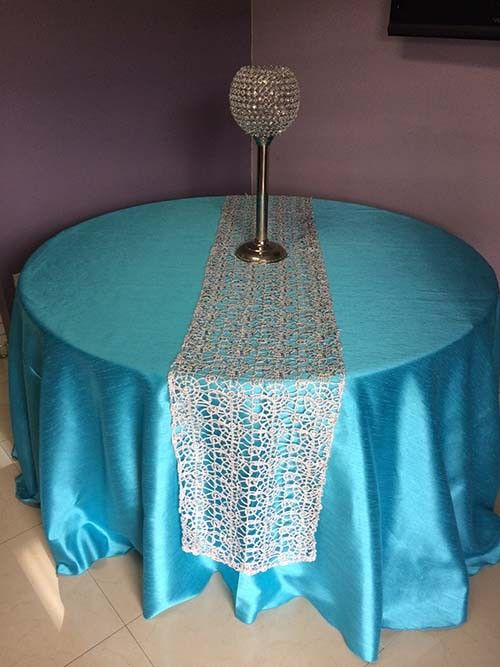 Table Runner Sequins 13 X 108 Runner Sequin Table Runner Table Runners Lace Table
