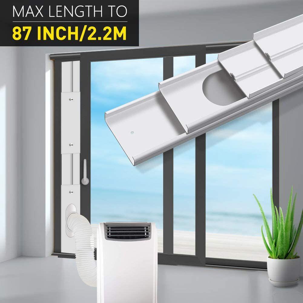 Window Slide Kit Code In 2020 Portable Air Conditioner Window Portable Air Conditioner Window Air Conditioner