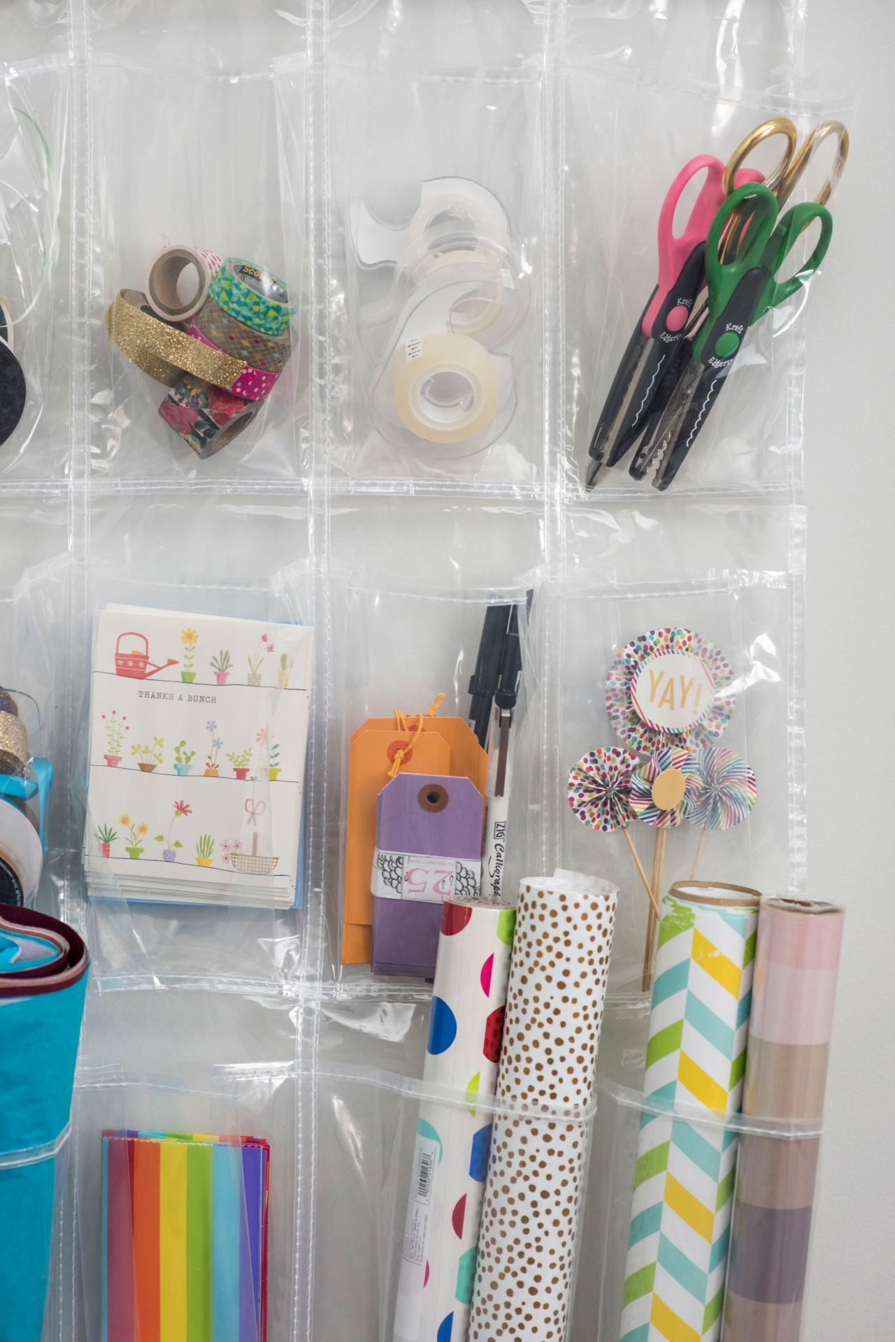 5 clever uses for a hanging shoe organizer in 2020