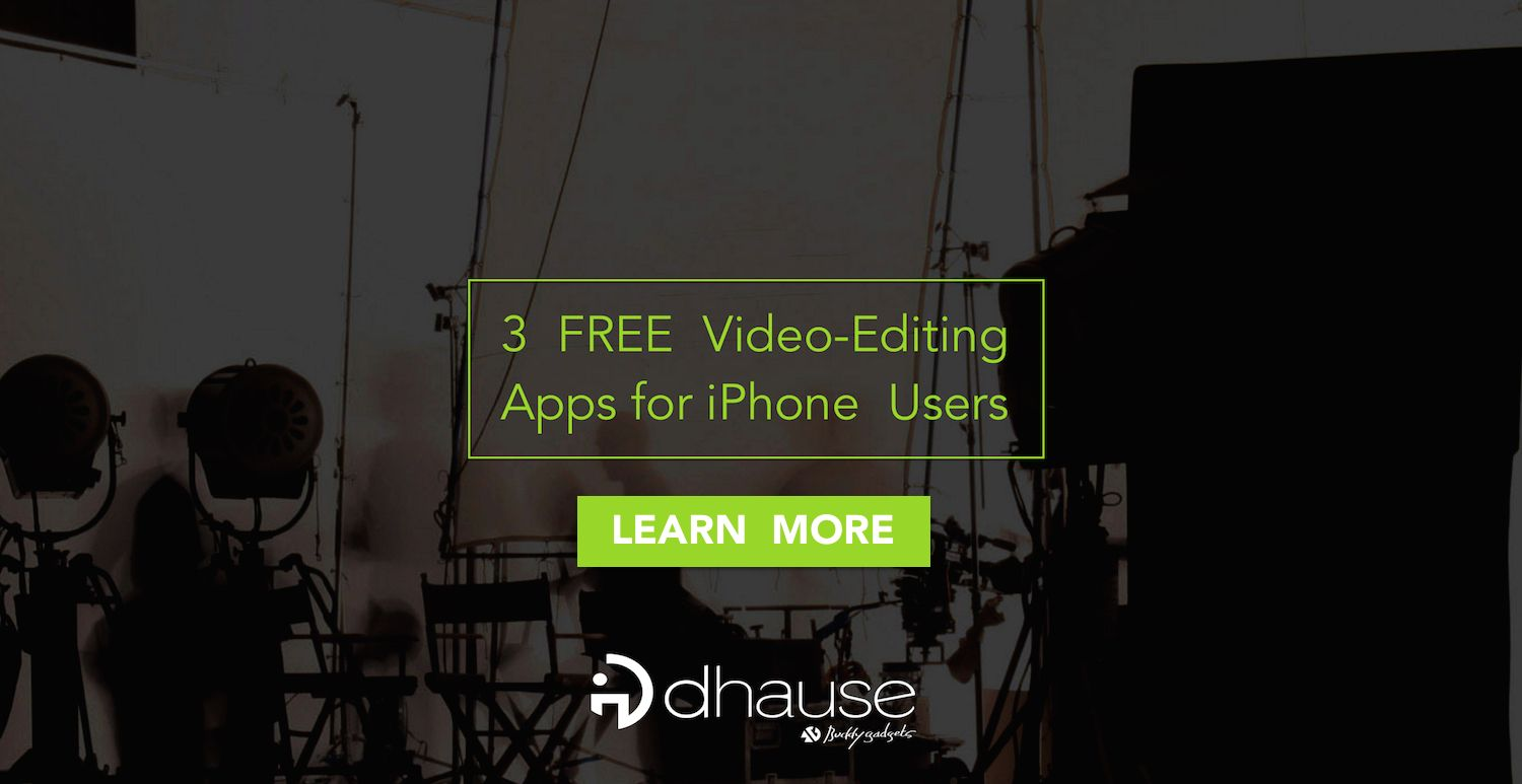 3 FOC video editing apps for IOS