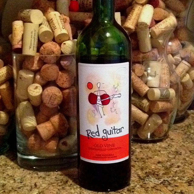 I love this Spanish wine. So good!
