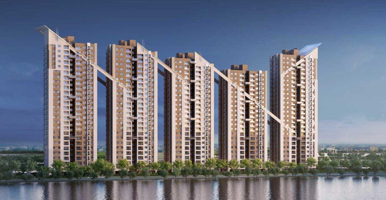 2 BHK Flats in Kolkata Buying property, Property