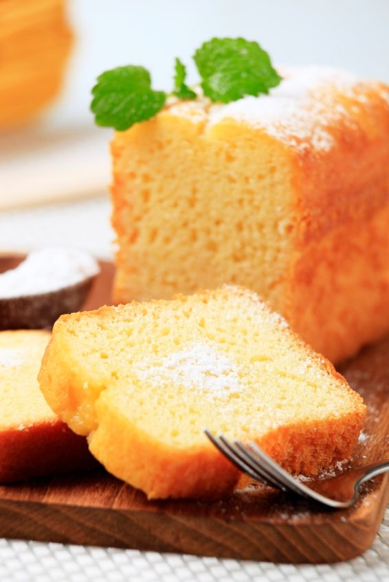 Pound Cake | Pound Cake With No Butter? - Easy Recipes ...