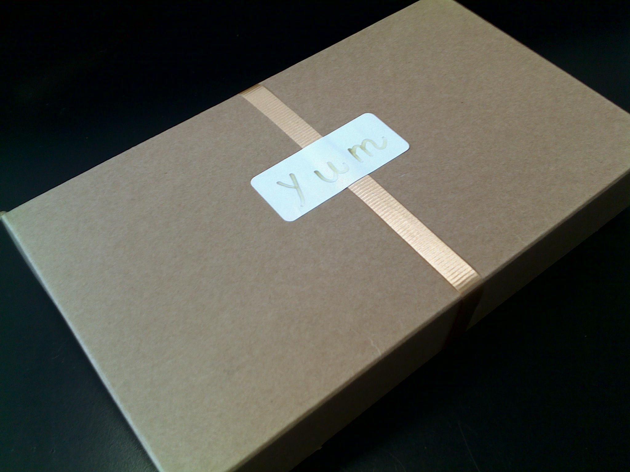 Treat Box Project