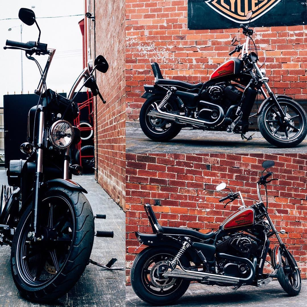 GEELONG HARLEY-DAVIDSON ARE THE REAL KINGS OF THE STREET! custom one