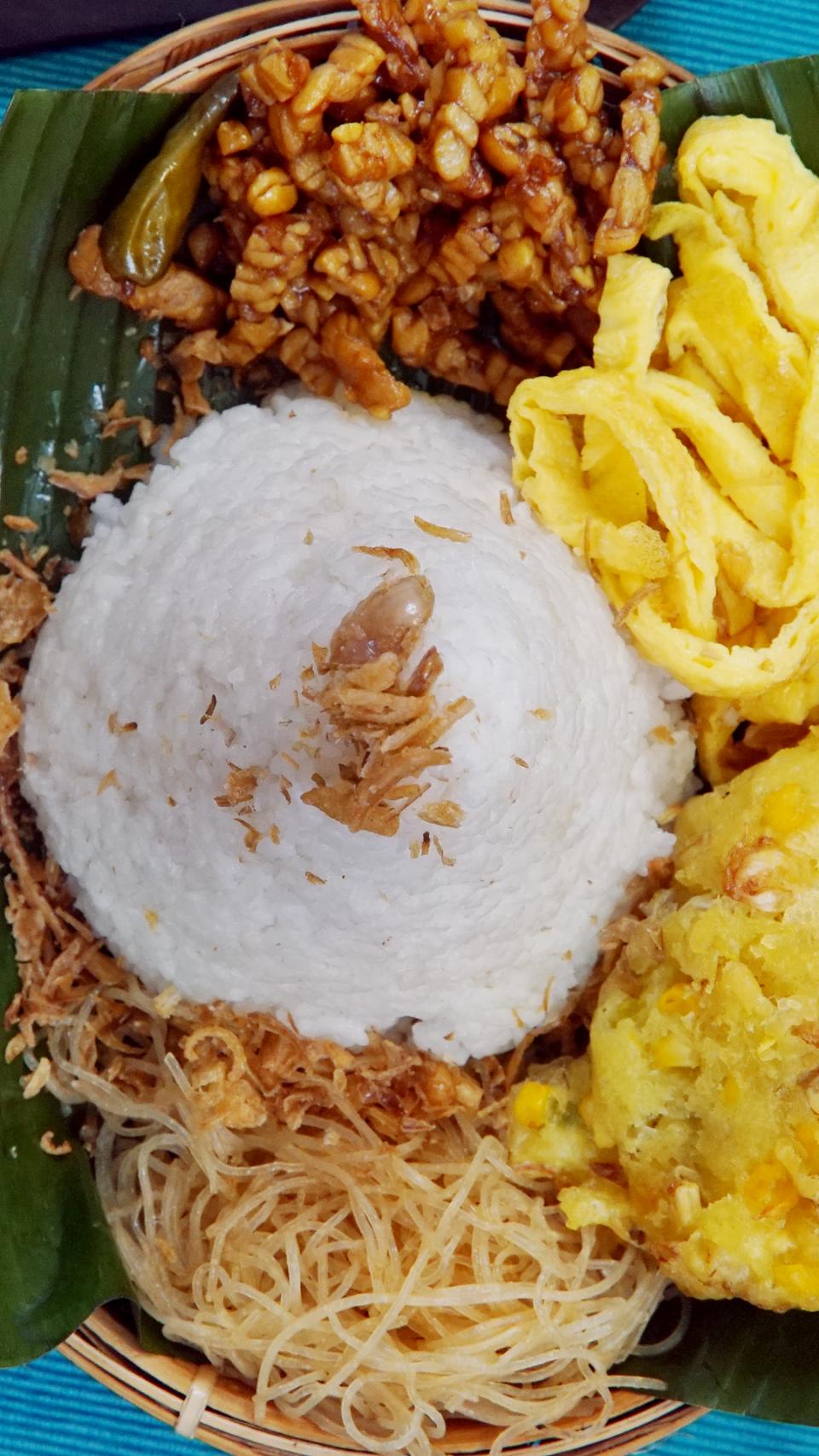 Nasi Uduk Resep Resep Makanan, Memasak, Masakan simpel