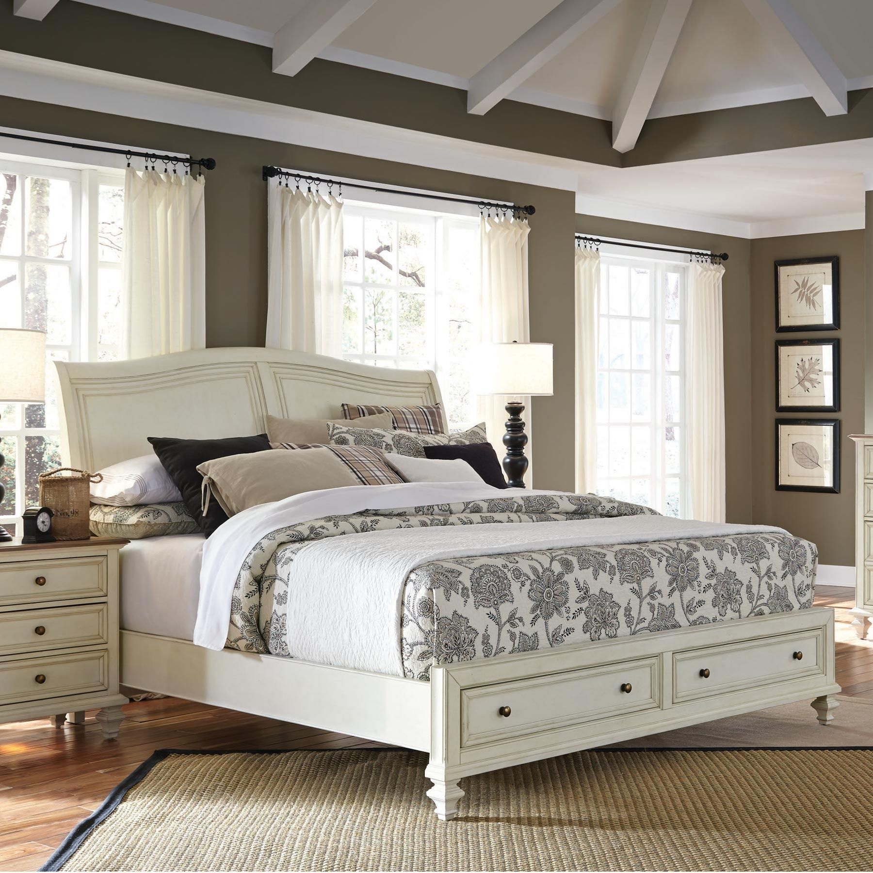 Cottonwood King Storage Bed At Home Furniture Store Home Decor