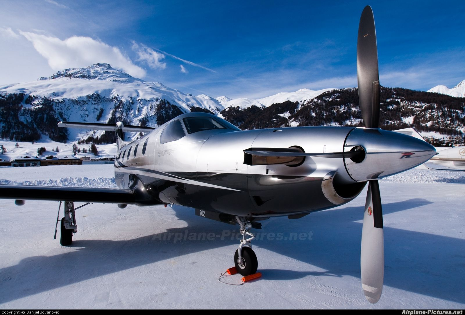 Majestic Pilatus Pc 12 In Its Natural Environment My Kind