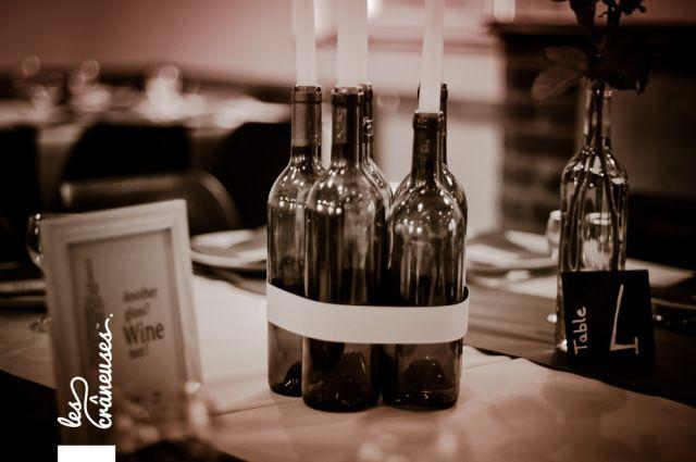decoration anniversaire vin