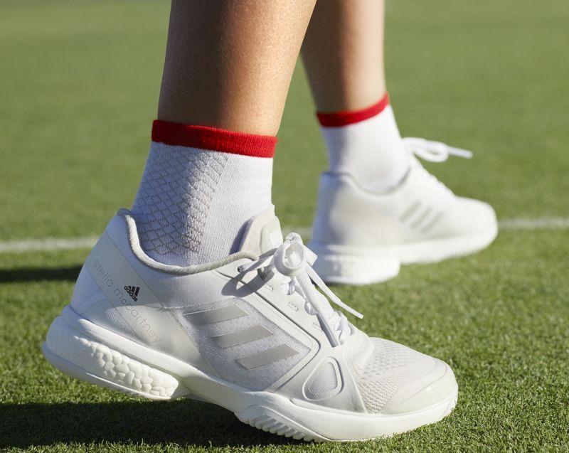 a6100628cb33c adidas Stella Barricade BOOST 2017   New Tennis Shoes   Pinterest ...