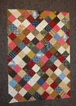 Image result for Easy Square Quilt Patterns