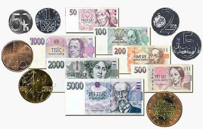 Czech Money Republic Places To Travel Tips Prague