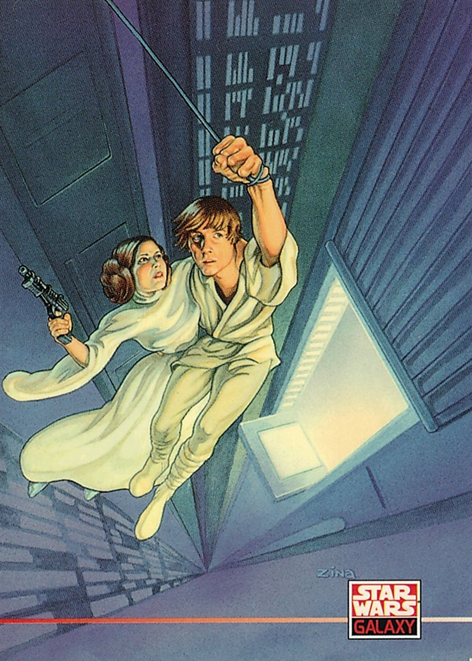 Star Wars, from the comic world's greatest artists | Polygon