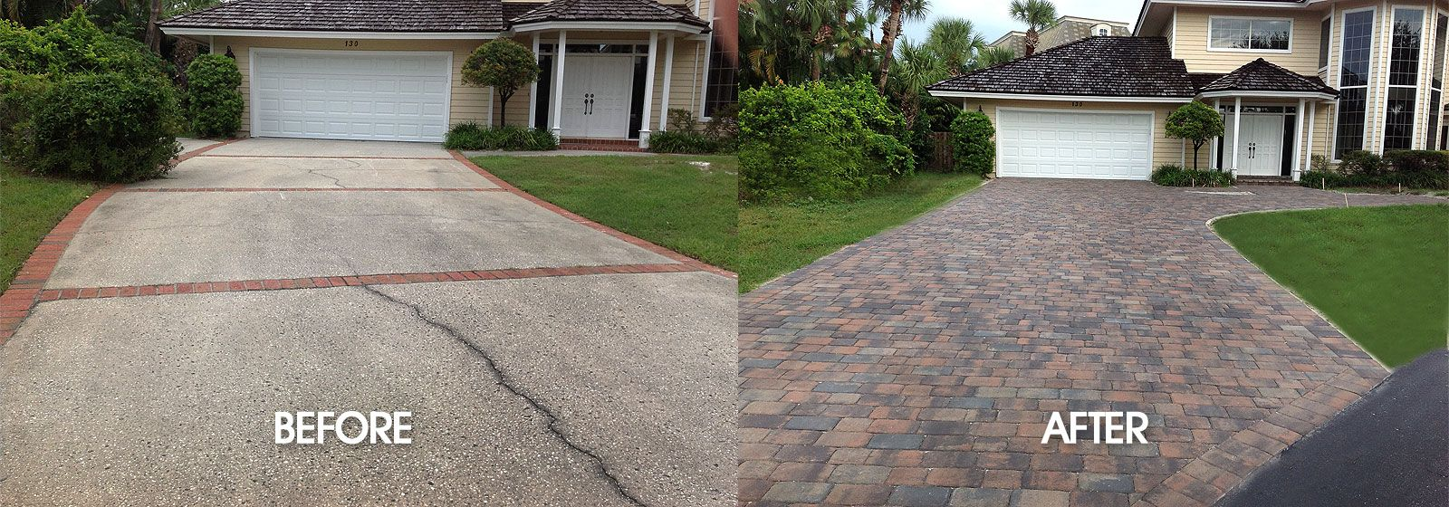 Clean and Seal Paving Stone