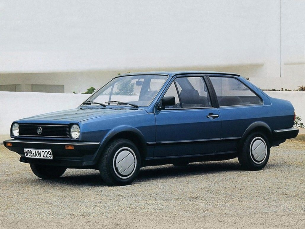 volkswagen polo classic 1985 1990 vue av photo. Black Bedroom Furniture Sets. Home Design Ideas