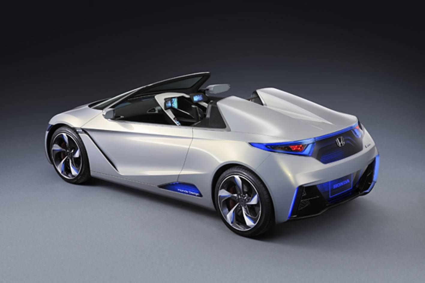 Cars Honda Unveils Latest In Electric Sports Cars Eco News No - Cool small sports cars
