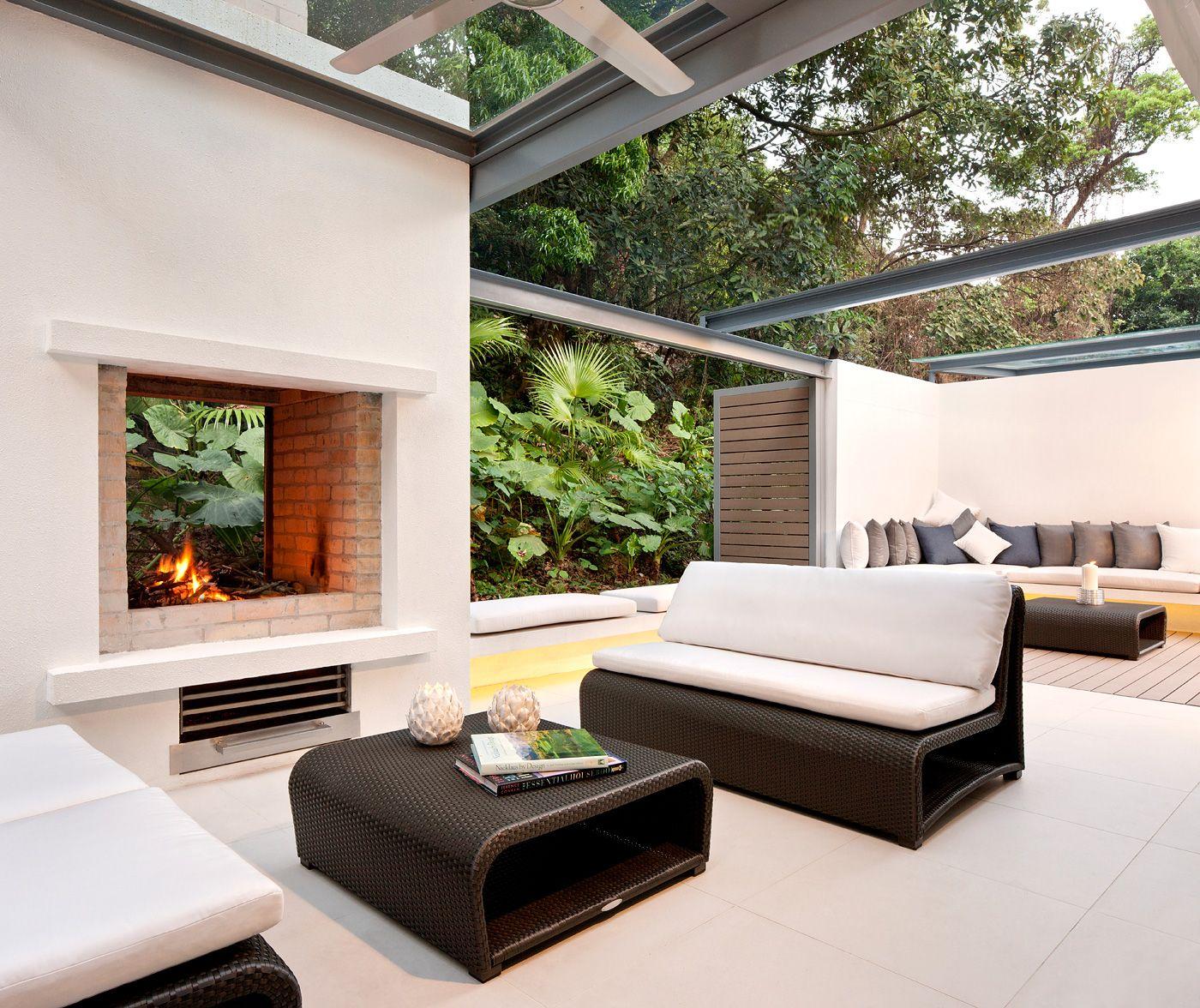 Waldhaus Casa Bosques überzeugt mit modernen Gestaltungselementen