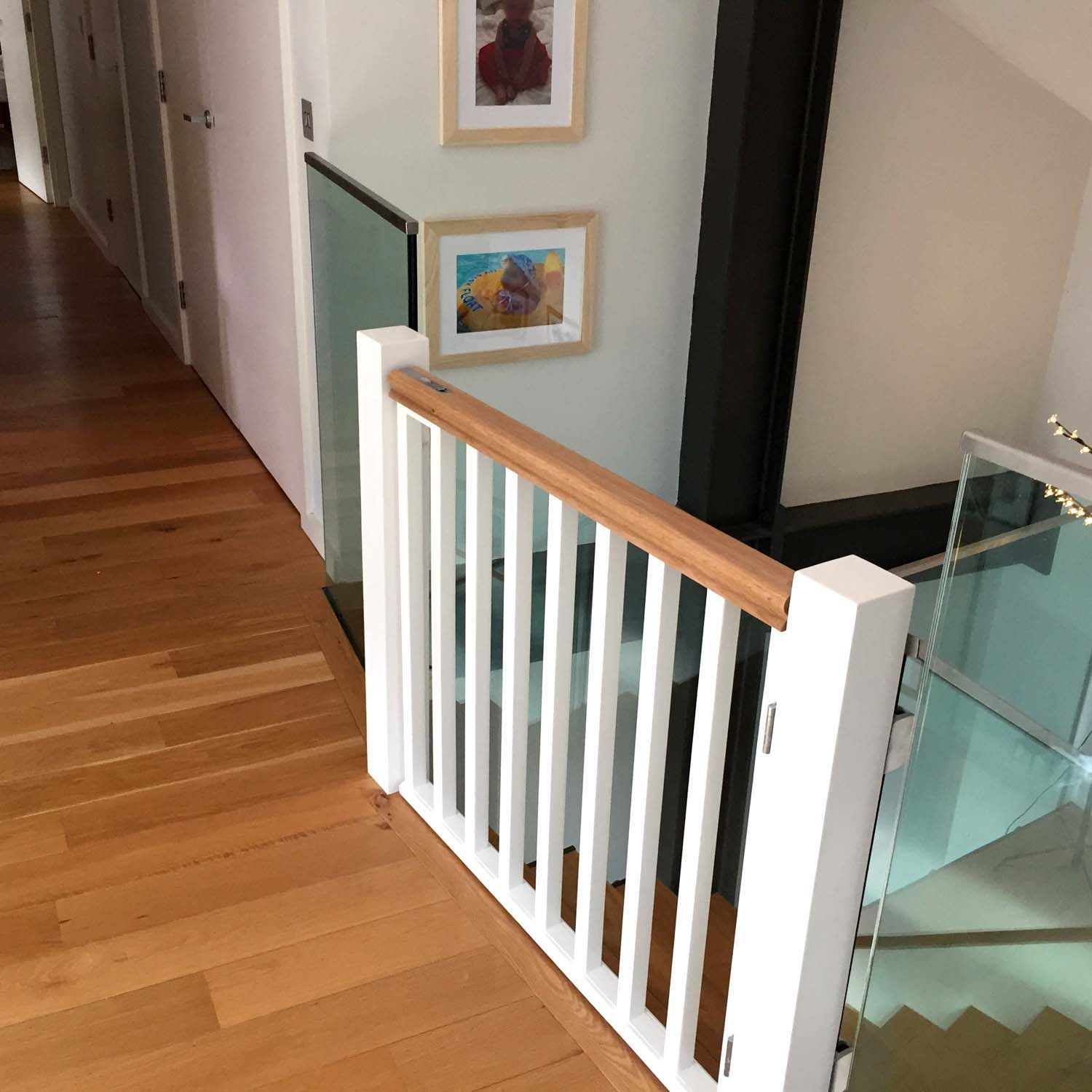 Best Wood Stairs Gate Google Search Wooden Stair Gate 400 x 300