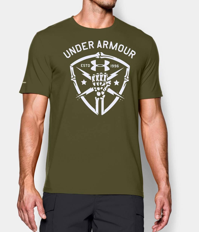 97346b5d Men's UA Black Ops Fist T-Shirt | Under Armour US | Veteran Gear ...