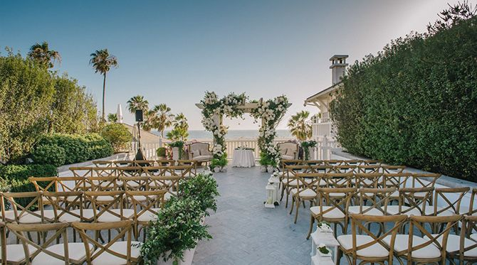 These Southern California Wedding Venues Are Two Of Our Favorites And That S Saying A Lot Considering Coast Houses Some Spectacular Spots To