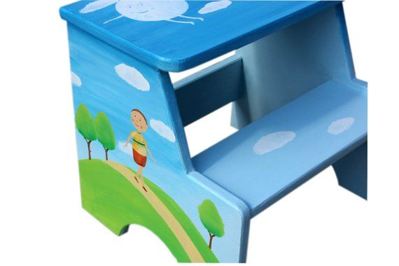 Prime Hand Painted Furniture For Children Handmade Furniture Theyellowbook Wood Chair Design Ideas Theyellowbookinfo