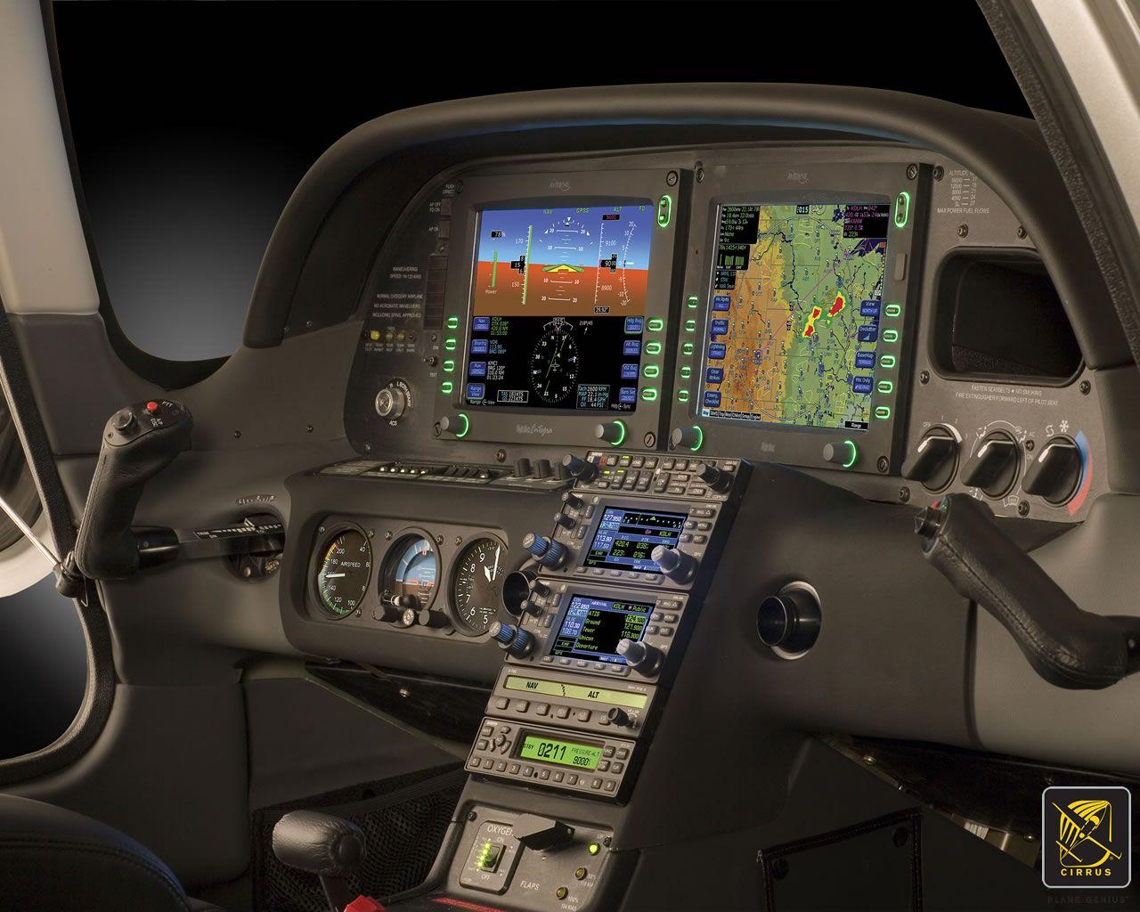 Cirrus Sr 22 Cockpit Aircraft In Our Airpark Pinterest Sr20 Wiring Diagram