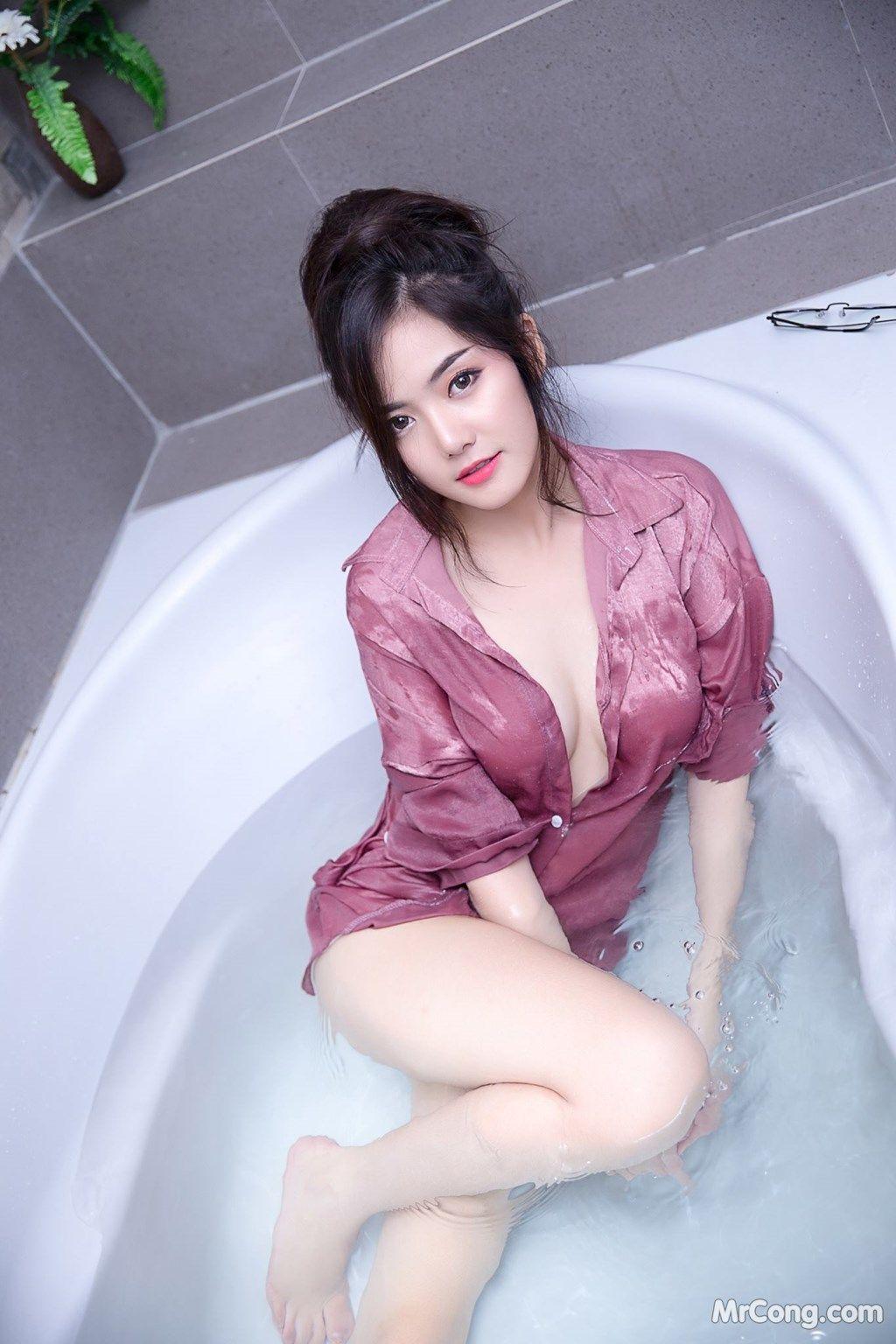 Doreen Tracey Nude Ele thai model no.340: người mẫu chonlada patsatan (30 ảnh)   little