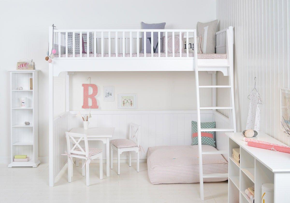 kinder hochbett hochbett gibt viel platz sie erm glichen eine effizientere nutzung des. Black Bedroom Furniture Sets. Home Design Ideas
