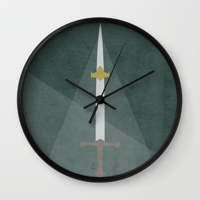 Lord of the Rings trilogy – The Return of the King Wall Clock