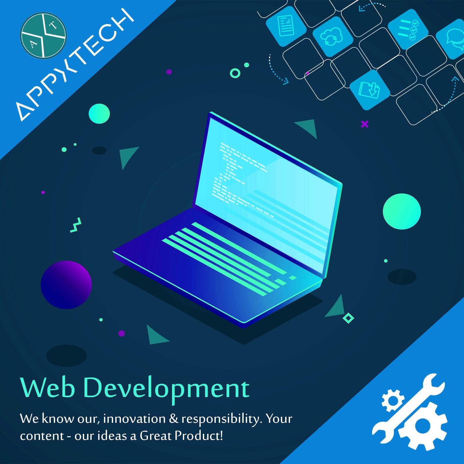 Pin by APPXTECH on Appxtech - Web Development Company | Web