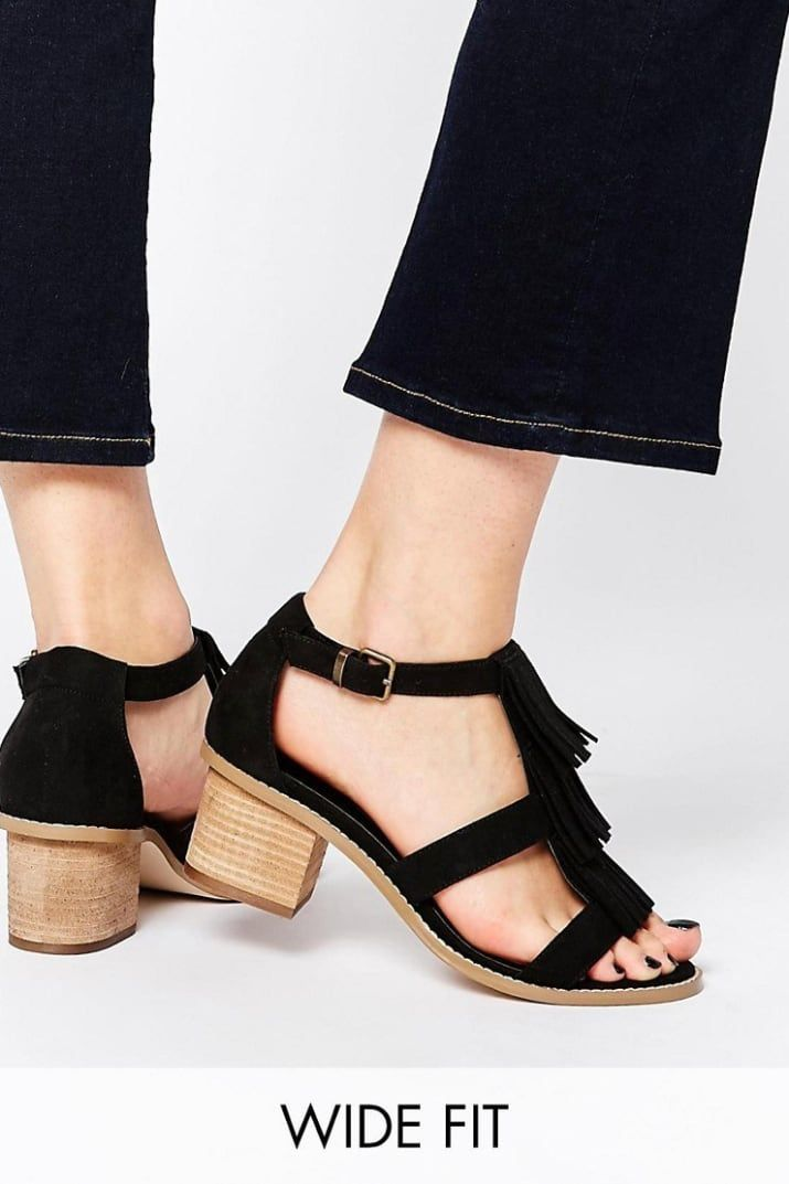 22 Legitimately Cute Shoes For Ladies With Wide Feet
